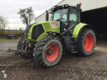 tracteur agricole Claas Axion 820 CMATIC