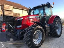 tracteur agricole Massey Ferguson 7724