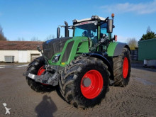 Fendt 828 VARIO S4 PROFI PLUS farm tractor
