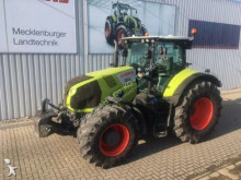trattore agricolo Claas Axion 850 CMatic