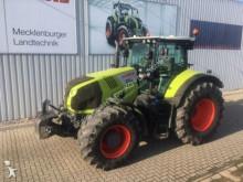 tracteur agricole Claas Axion 850 CMatic