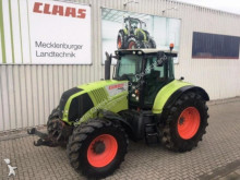 trattore agricolo Claas Axion 810 CEBIS