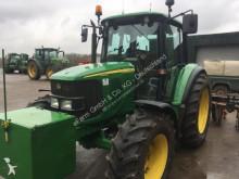 John Deere 6220 farm tractor
