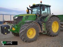 John Deere 6215 R farm tractor