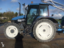 New Holland TS100 farm tractor