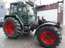 tracteur agricole Fendt F380 GTA