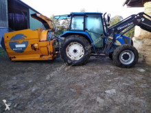 New Holland TL90 farm tractor