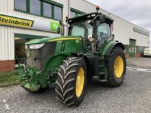 tracteur agricole John Deere 7200R AutoPowr 50km/h Neues Getriebe!!