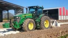 John Deere 7930 AUTOPOWER farm tractor