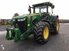 tracteur agricole John Deere 8285R MIT FKH UND POWERSHIFT
