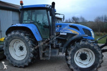 New Holland TVT 155 farm tractor