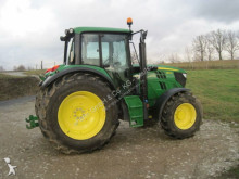 tracteur agricole John Deere 6125M