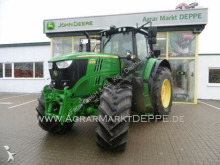 John Deere 6195M farm tractor