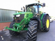 tracteur agricole John Deere 6190R DirectDrive 50km/h Eco