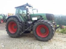 tracteur agricole Fendt Vario 930 TMS