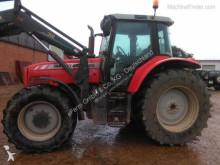 tracteur agricole Massey Ferguson 6480 DYNA 6