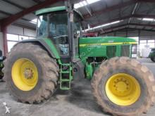 tracteur agricole John Deere 7810
