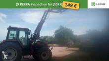 tracteur agricole Renault 155TZ54
