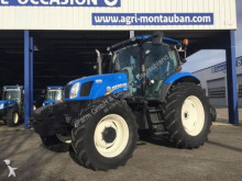New Holland T6010 Plus farm tractor