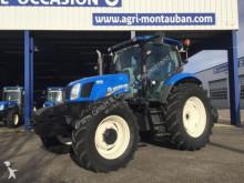 landbouwtractor New Holland T6010 Plus