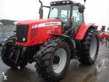tracteur agricole Massey Ferguson 6490 TIER 3