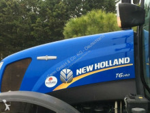 New Holland T6.140 AUTO COMMAND farm tractor