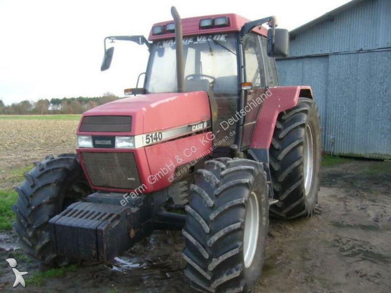 Bekijk foto's Landbouwtractor Case 5140