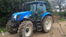 New Holland TS100A farm tractor