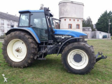 tracteur agricole New Holland TM 165 ultra
