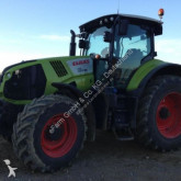 tracteur agricole Claas AXION 810 CIS T4 F