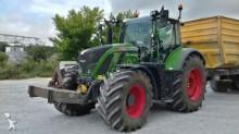 tracteur agricole Fendt 720 VARIO PROFI