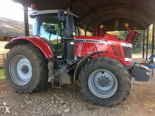 Massey Ferguson 7724 farm tractor