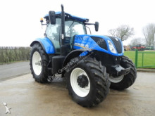 New Holland T7.270 Extended Warranty! farm tractor