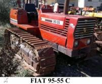 Fiat 95-55 C farm tractor