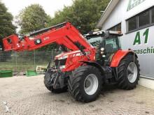 tracteur agricole Massey Ferguson 7618