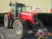 tracteur agricole Massey Ferguson 7480