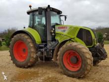 tracteur agricole Claas AXION 810 CEBIS