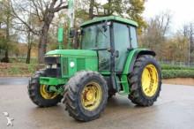 John Deere 6110SE farm tractor