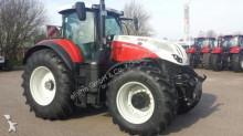 tracteur agricole Steyr TERRUS CVT 6300 PROFI