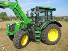 trattore agricolo John Deere 5090 R + JD 543 R