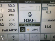 tracteur agricole John Deere 6215R