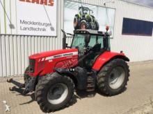 Massey Ferguson MF 7495 Dyna-VT farm tractor