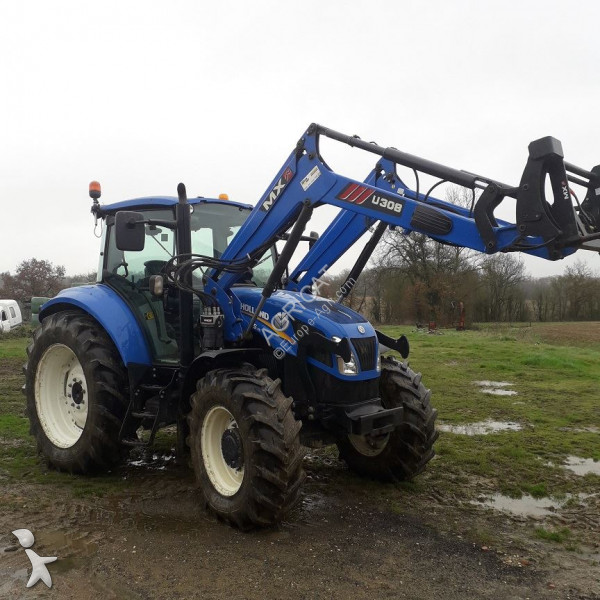 Tracteur agricole New Holland T5.115