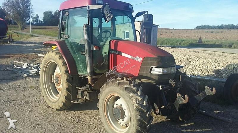 Tracteur agricole Case IH CX 80