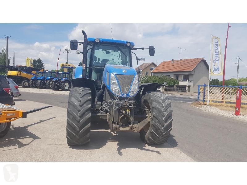 Voir les photos Tracteur agricole New Holland T7.250