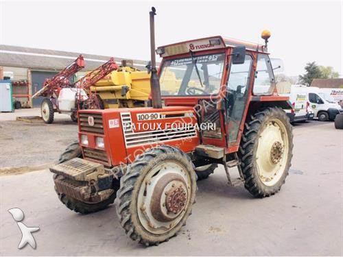 Tracteur agricole Fiat 100 - 90