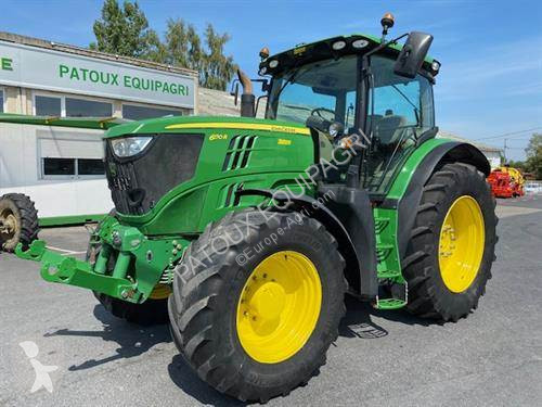 Tracteur agricole John Deere 6170R