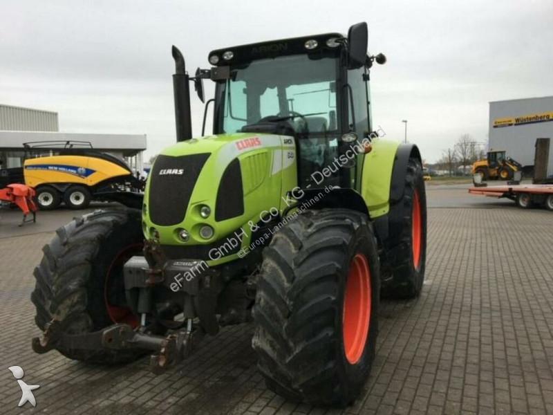 Claas Arion 640 HVS farm tractor