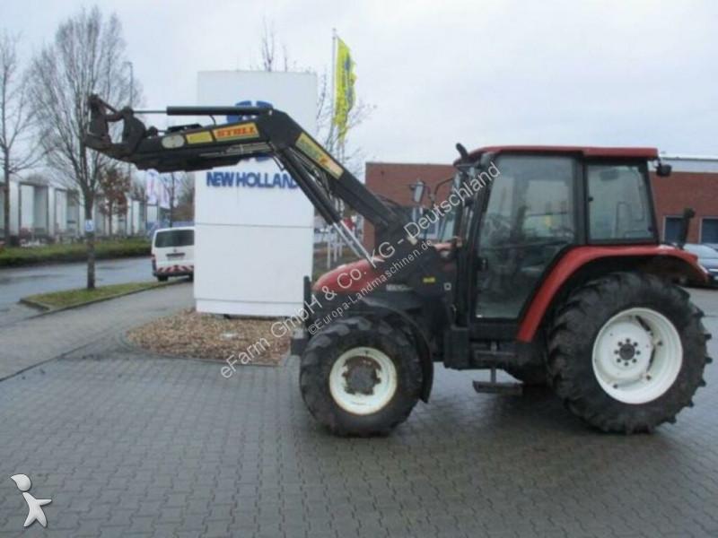 New Holland TL 70 farm tractor