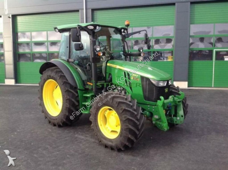 John Deere 5100R farm tractor